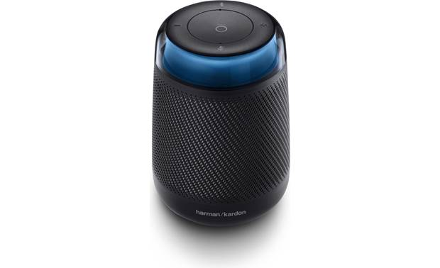 Harman Kardon Allure Portable Top-mounted control buttons