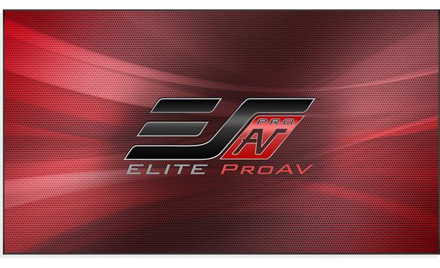 Elite Screens Pro Frame Thin Front