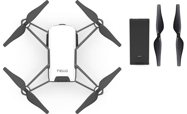 DJI Tello Bundle Front