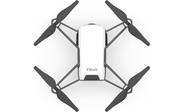 DJI Tello Remote Bundle Top