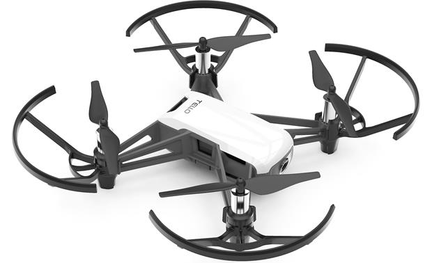 DJI Tello Bundle Propeller guards included for safety