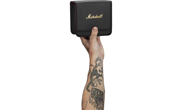 Marshall Mid A.N.C. Includes a nicely designed carrying case