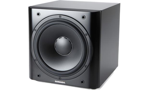 Dynaudio Sub 3 Shown with grille removed