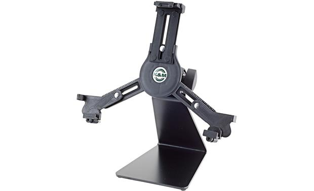 K&M 19792 Tablet PC Holder Front
