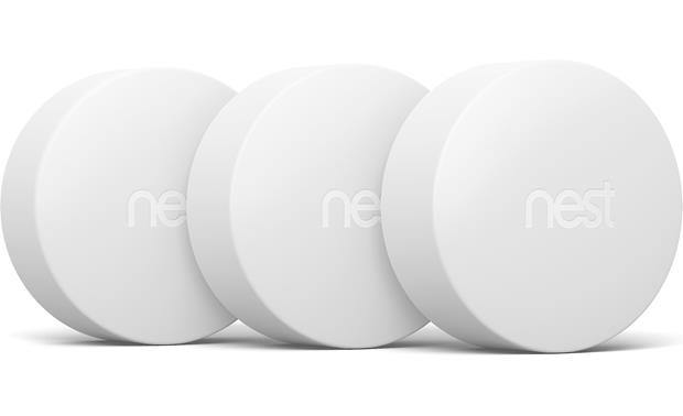 Nest Temperature Sensor 3-pack Front