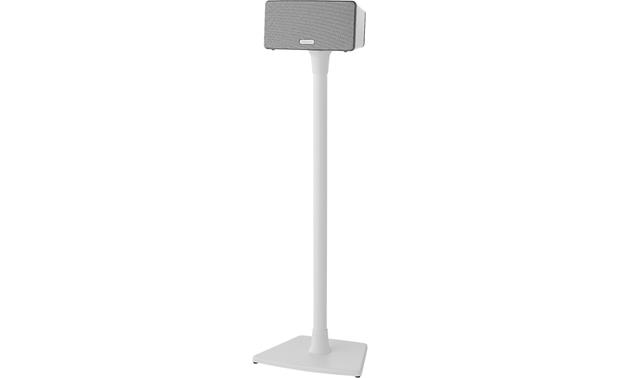 Sanus WSS22 Position your speaker horizontally or vertically (speaker not included)