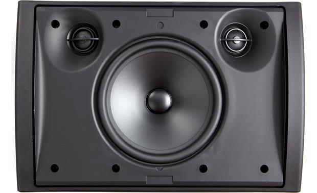 Boston Acoustics Voyager Metro II Dual tweeter design offers stereo sound from a single speaker