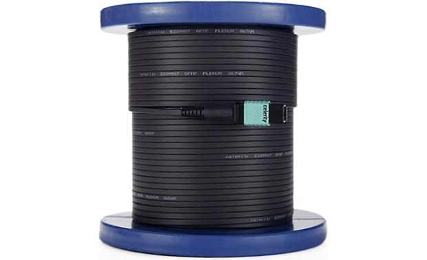 Celerity Technologies Universal Fiber Optic HDMI Cable We carry Celerity UFO cables in lengths from 35 feet to 160 feet