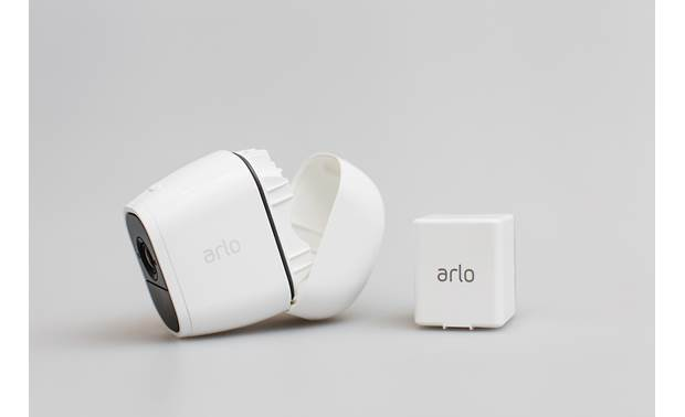 Arlo Pro 2 Add-on Home Security Camera The included rechargeable battery lets you go 100% wire-free