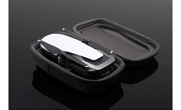 DJI Mavic Air Carrying Case Shown with drone inside (not included)