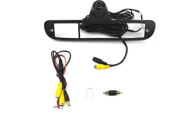 Brandmotion FLTW-7629 Install a cargo cam in your third brake light location