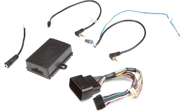 Crux HBRHD-61A on harley audio accessories, harley amplifier, harley handle bar control stereo wiring,