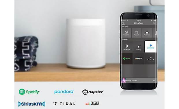 Yamaha MusicCast 20 (WX-021) Bundle Control with MusicCast app (smartphone not included)