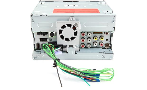 Pioneer AVH-2440NEX DVD receiver at Crutchfield on