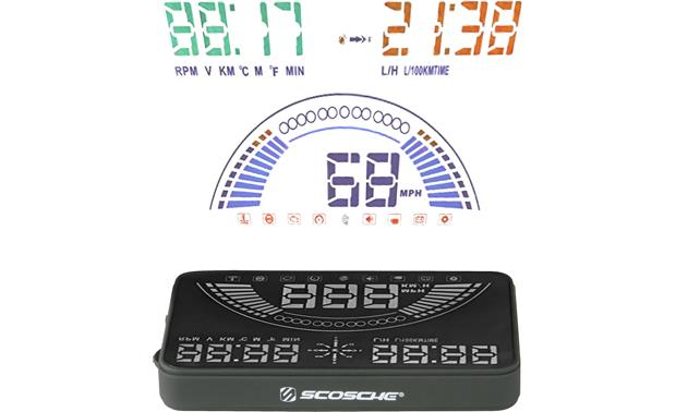 Scosche HUD580GC Other