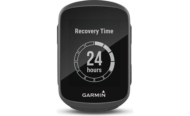 Garmin Edge 130 Speed and Cadence Bundle Training plan prompts