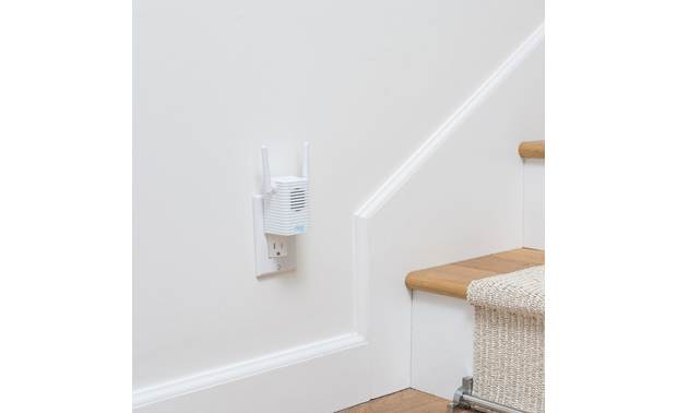 Ring Chime Pro Plug into a wall outlet wherever you want to hear alerts