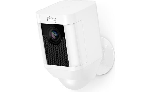 Ring Spotlight Cam Battery Front