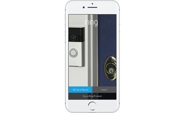 Ring Video Doorbell 2 Setup is easy using the free mobile app