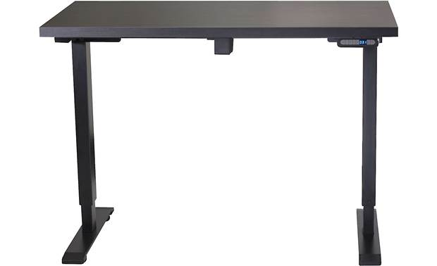 Motionwise Home Office Jet Black - front