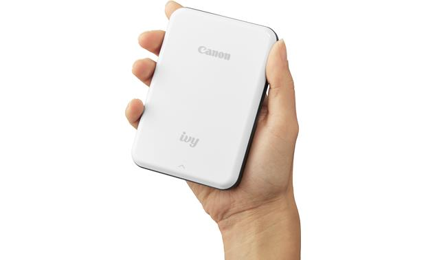 Canon IVY Fits in your hand for on-the-go photo printing