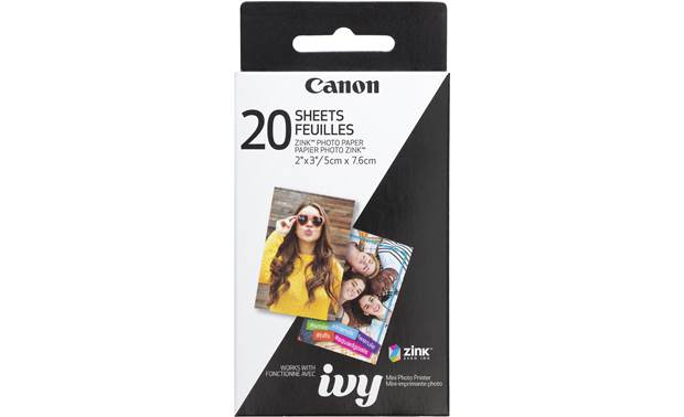 Canon ZINK™ Paper Front