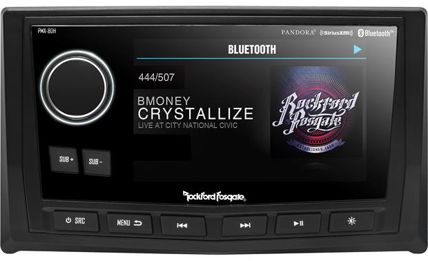 "Rockford Fosgate PMX-8DH for use with the PMX-8BB ""black box"" digital media receiver"