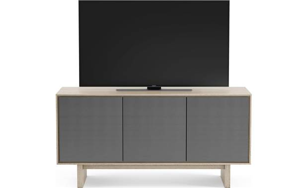 BDI Octave™ 8377GFL Drift Oak - front (TV not included)