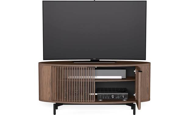 BDI Olis™ 9650 Center compartment for sound bar (TV and components not included)