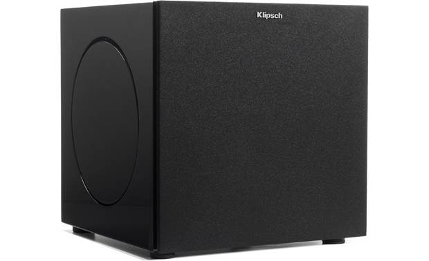 Klipsch C Series C-310ASWi Angled view with grille in place