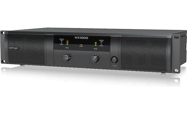 Behringer NX1000 power amplifier