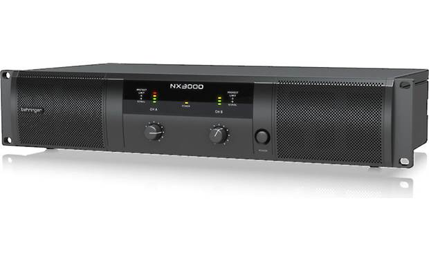 Behringer NX3000 power amplifier