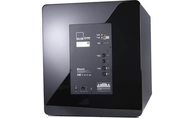 SVS PB-4000 Back (Shown in Gloss Black)
