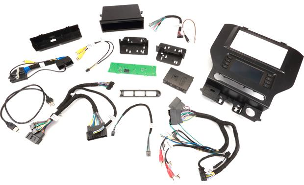 Metra 99-5840CH Dash and Wiring Kit Front