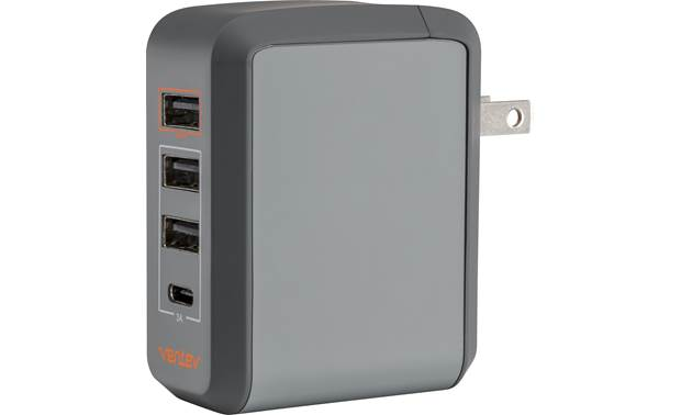 Ventev wallport r430 Charge four devices at the same time