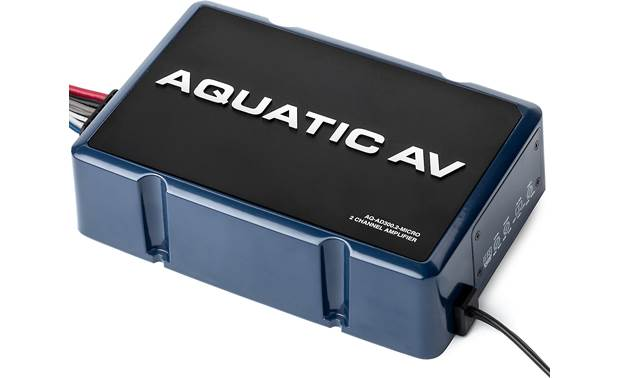 Aquatic AV AQ-AD300.2MICRO designed for your Harley