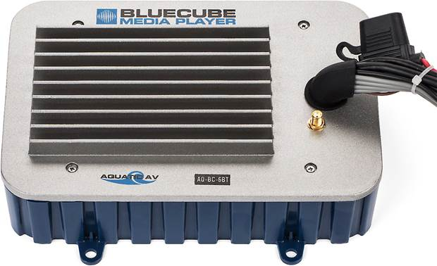 Aquatic AV AQ-BC-6BT-G Get Bluetooth® and solid power for your spa speakers