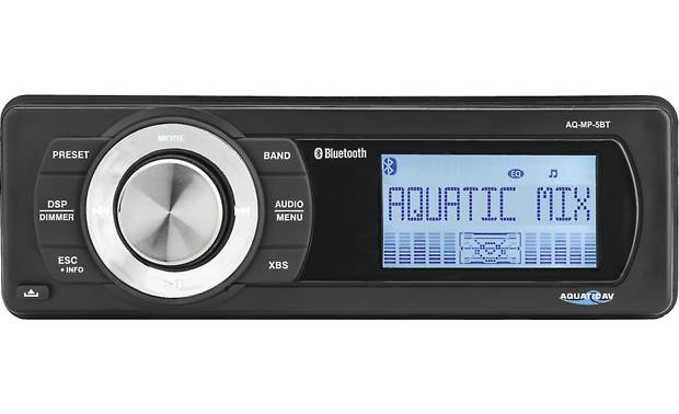Aquatic AV AQ-MP-5BT digital media receiver