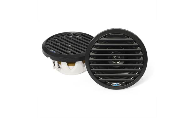 Aquatic AV AQ-SPK6.5-4L Spa speakers with LED lighting