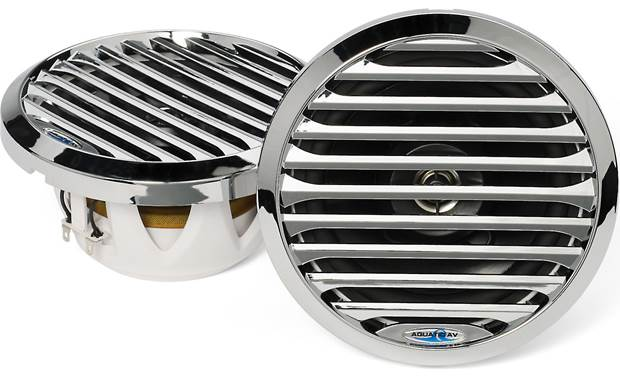 Aquatic AV AQ-SPK6.5-4LC Spa speakers with LED lighting
