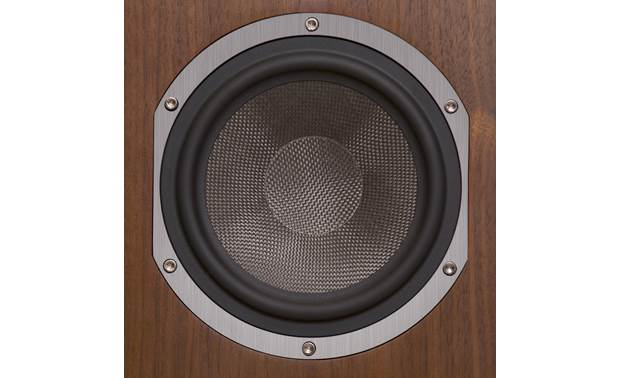 KLH Albany Close-up of Kevlar woofer
