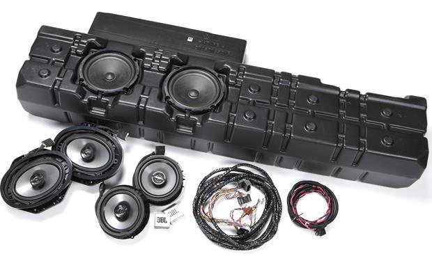 JBL Concert Edition Premium Audio Upgrade
