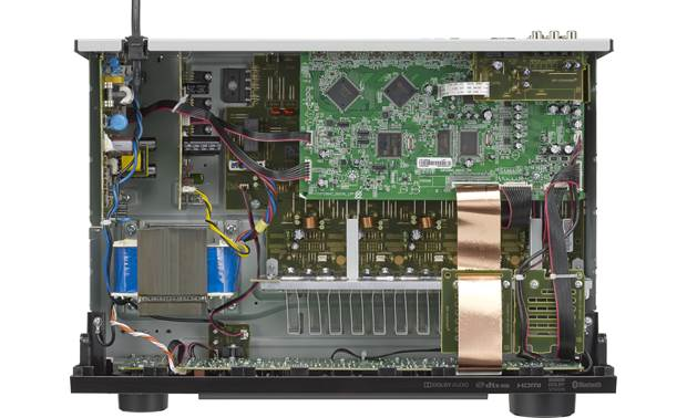 Denon AVR-S540BT Internal view