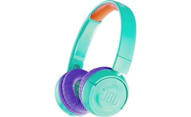 JBL JR300BT Compact wireless headphones with comfortable padding