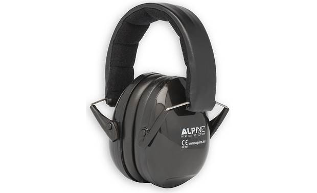 Alpine Hearing Protection MusicSafe Earmuff Front