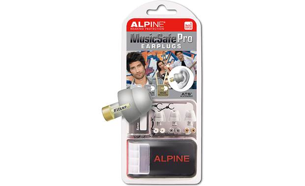 Alpine Hearing Protection MusicSafe Pro Front