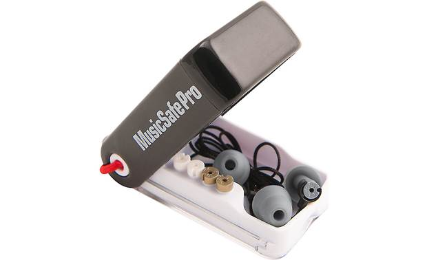 Alpine Hearing Protection MusicSafe Pro With included accessories and interchangeable filters
