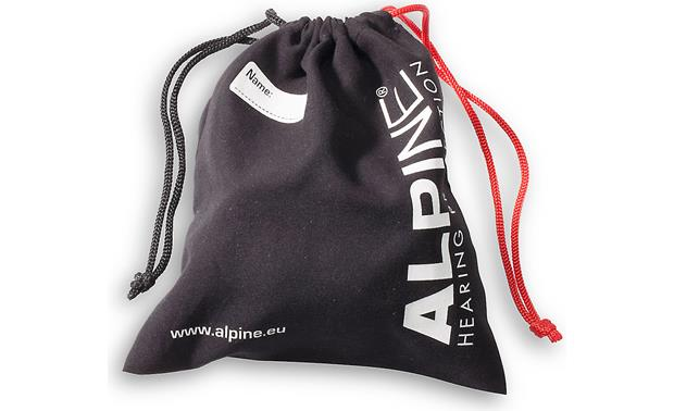 Alpine Hearing Protection Muffy Included carrying pouch