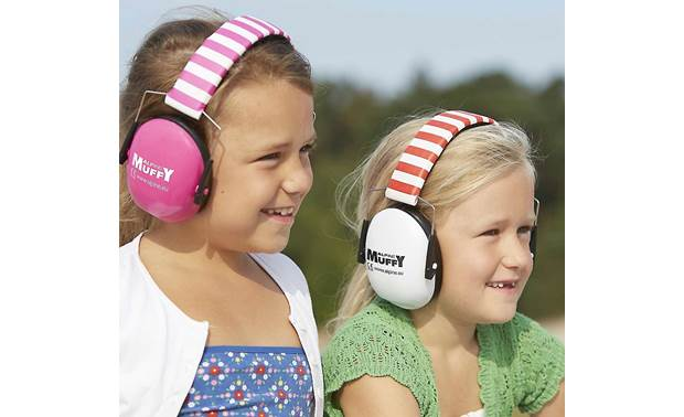 Alpine Hearing Protection Muffy Kids can enjoy louder events more safely