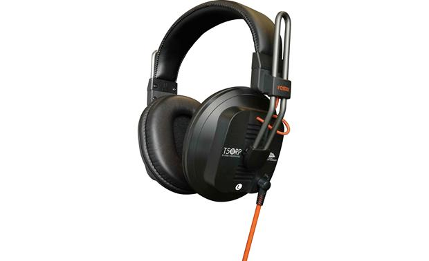 Fostex T50RP Mk3 Planar magnetic headphones tuned for accurate, mid-focused sound
